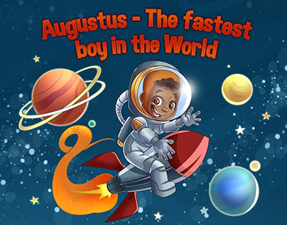 Augustus - The fastest boy in the World