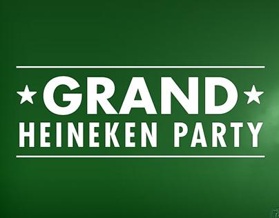 Grand Heineken Party