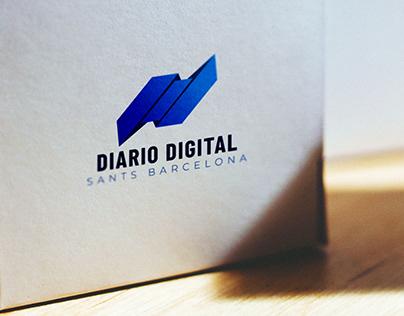 Logotipo líneasants diario digital
