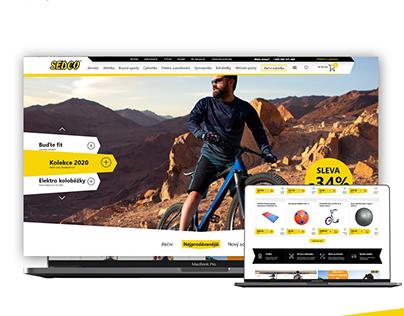 SEDCO, e-commerce project