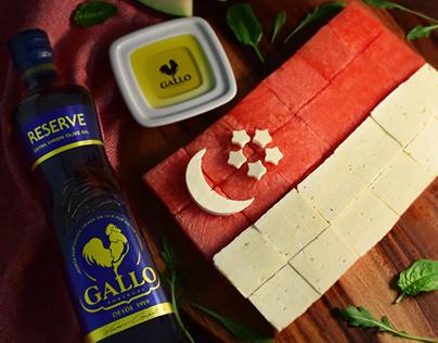 Gallo Olive Oil - Social Media (SG)