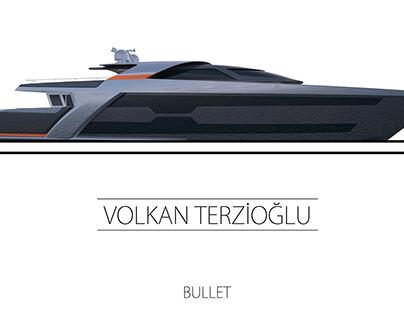 BULLET by Volkan Terzioğlu
