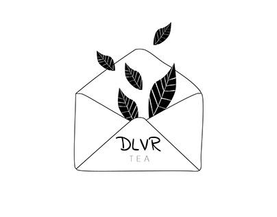 Logo design DLVR-TEA