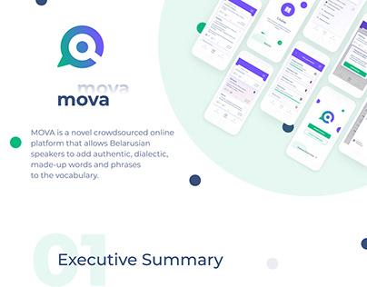MOVA   mobile app
