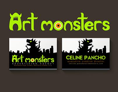 2014 - Art Monsters