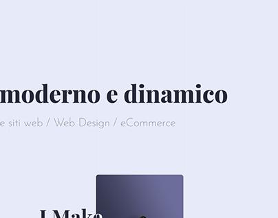 Alessio Paoletti web designer portfolio