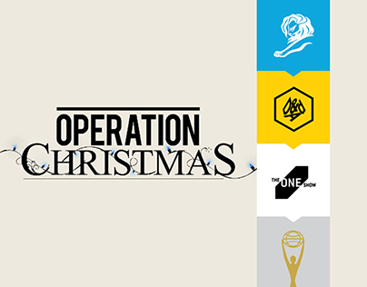 OUTDOOR - DIRECT - MEDIA - OPERATION CHRISTMAS.