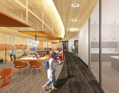 Design 4: Tasker Street Mentor Center