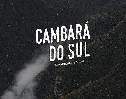 CAMBARÁ DO SUL - Rio Grande do Sul 2017