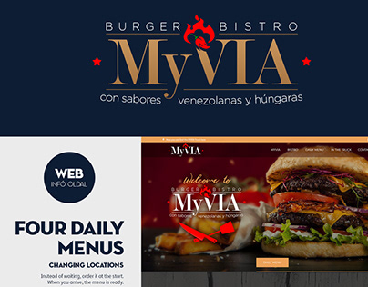MyVia - Stree Food & Bistro