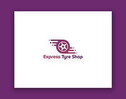Express Tyre Shop Logo