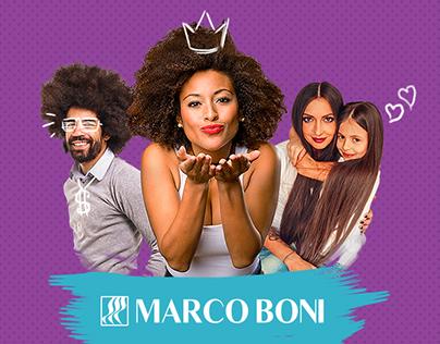 Marcoboni - Social Media