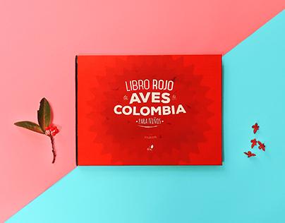 Libro Rojo de Aves en Colombia