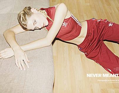 Never Meant - Lamono Magazine