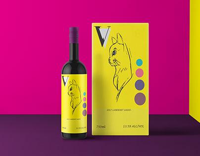 VinVin Wine Lable