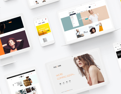 Flexion - Fashion Responsive Magento - Shopify Theme