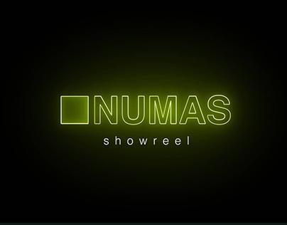 NUMAS // Showreel