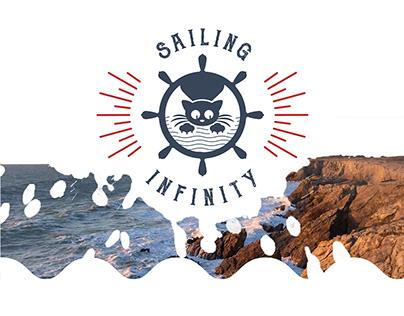 Brand identity - Sailing infinity