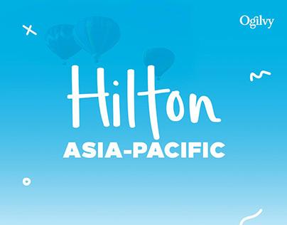 Hilton Social Asia-Pacific