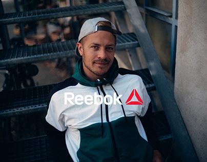 Moritz Müller for Reebok x Men's Health