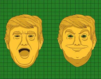 Inside the Donald's Head