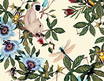 Garden Chic   Print/Pattern