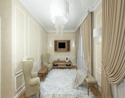 Casa amenajata in stil clasic - Design interior