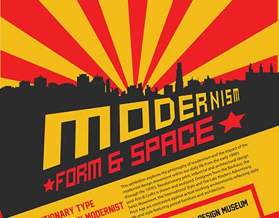 Constructivist Poster Designs