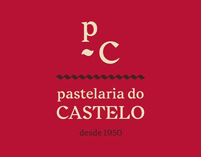 Pastelaria do Castelo - Branding