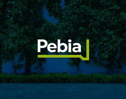 Pebia - Logo / Branding /