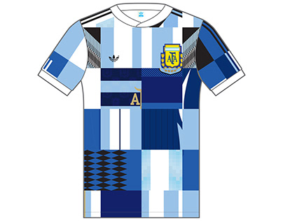 Argentina Kit History, from 1902 to present