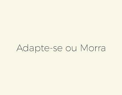 Adapte-se ou Morra 3