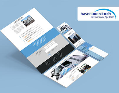 Re-Design Web | Hasenauer+Koch GmbH + Co. KG