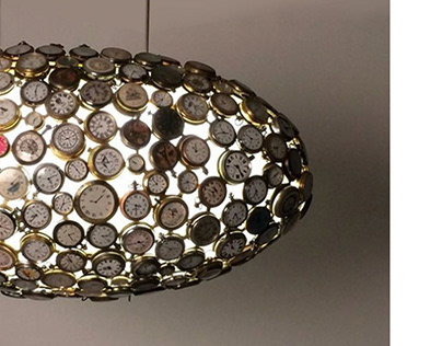 Upcycle collection - Lamps & furnitures for Josmo