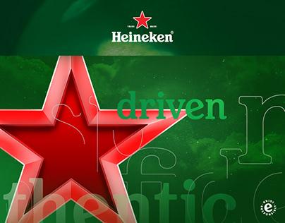 KEY VISUAL | Heineken - Countdown event