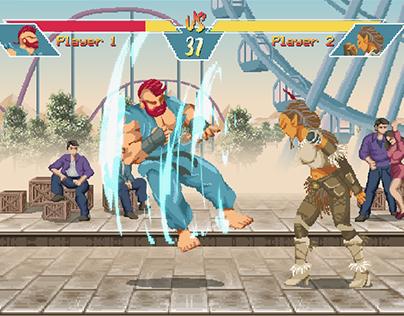 Game XP 2019 - (Cena Arcade)