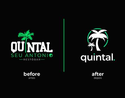 Quintal | Redesign