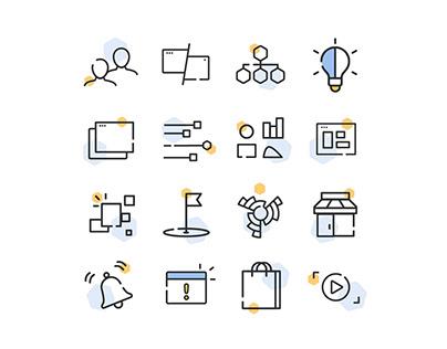 Animated Icons for CS Studio