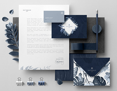 Guthman Gifts - Brand Identity Concepts