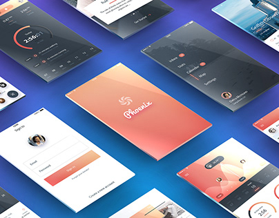 Phoenix Mobile UI & UX App.