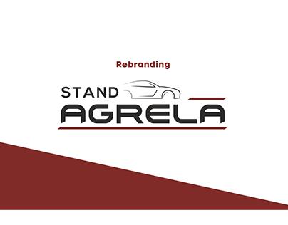 Rebranding Stand Agrela