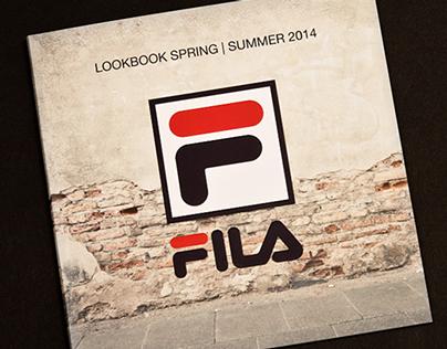 FILA LOOKBOOK Spring 2014/15
