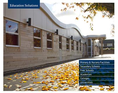Barker Associates | Education Solutions Brochure