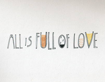 All Is Full Of Love 2011 Calendar