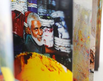 Inside Dharavi | The Photobook