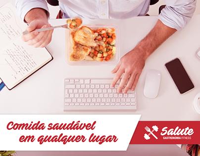 Social Media | Salute Gastronomia Fitness | 2017