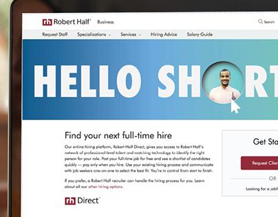 Staffing App Promo
