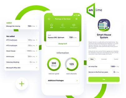 On lime App