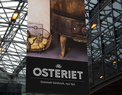 Osteriet – Tine