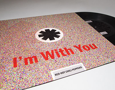 I'm With You Album Cover